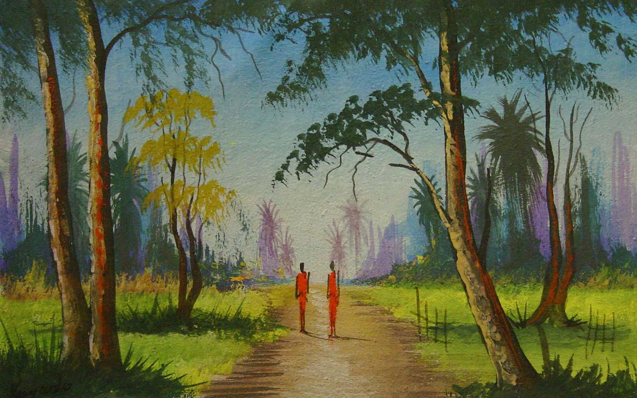 Congo Art Pop è raccoglie oltre 2000 opere della collezione di Bogumil Jewsiewicki